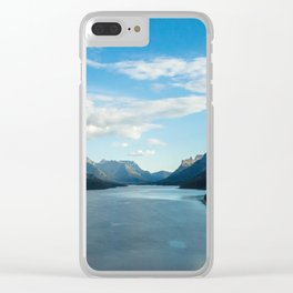 Waterton Clear iPhone Case