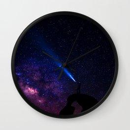 Sky Lighter Wall Clock