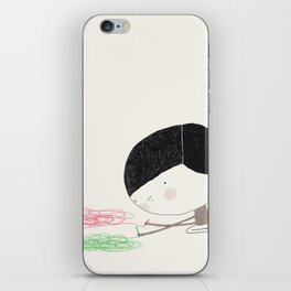 Skilful iPhone Skin