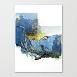 Totookahnulah Canvas Print