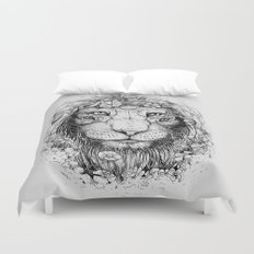 King of Nature Duvet Cover