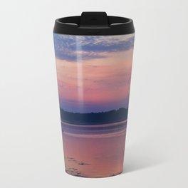 Lake Sunrise Travel Mug