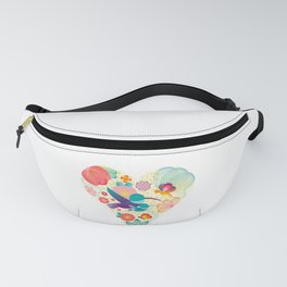 Love - Mother - Life Fanny Pack