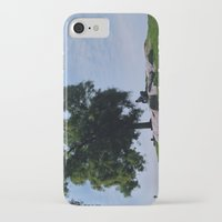 running iPhone & iPod Cases featuring running by XfantasyArt