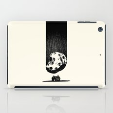 Trouble At Home iPad Case