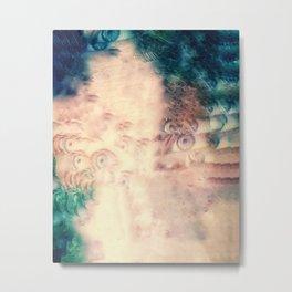 Anton Mesmer 's Girlfriend Metal Print