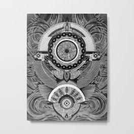 Allowance Metal Print