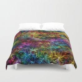 Rainbow Weaving Duvet Cover