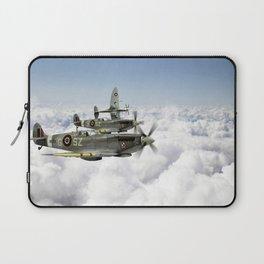 Polish Fighter Squadron Laptop Sleeve