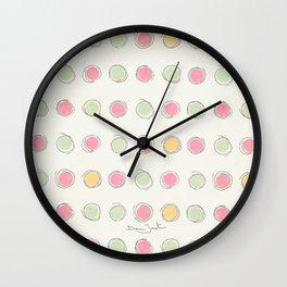 Concentric (circles) Wall Clock