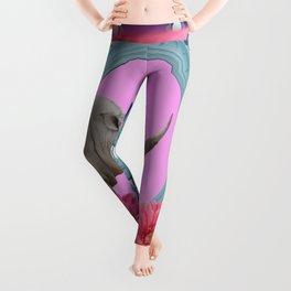 Rhino Frame pattern Design Leggings