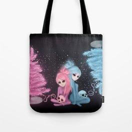 Intercosmic Christmas Tote Bag