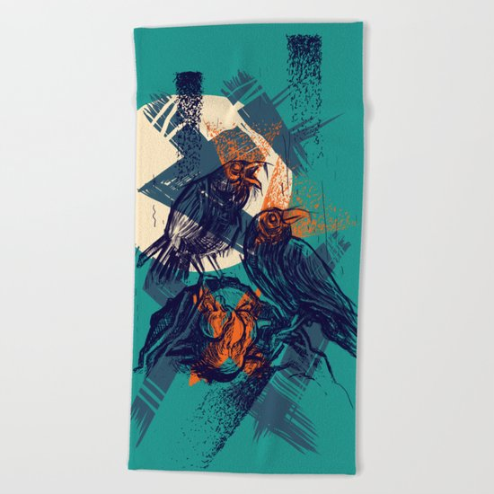 thieves Beach Towel