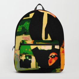 Blues Types Have Franklin Think Backpack