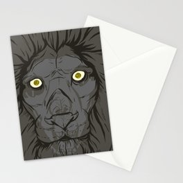 The King's Ghost Stationery Cards