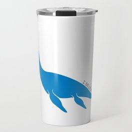 Nessie, I believe! Travel Mug