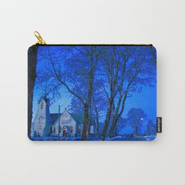 Swedish Church Carry-All Pouch
