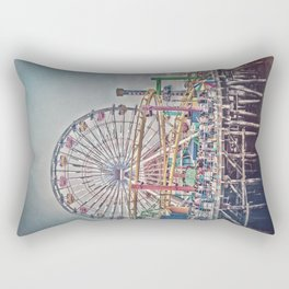 Golden Fair. Rectangular Pillow