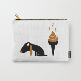 Puppy Ice Cream Carry-All Pouch