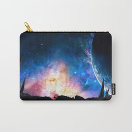over the galaxy Carry-All Pouch