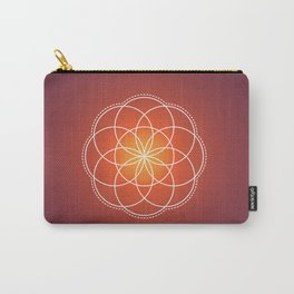 Seed of Life Carry-All Pouch
