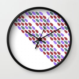 Teal's a Teal Wall Clock