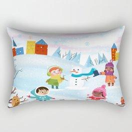Children's gams Rectangular Pillow