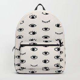 Eye Chart Backpack