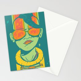 Afro Gen Stationery Cards