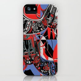 LIFE / no 7 iPhone Case