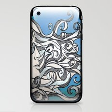 Whirl Wind  iPhone & iPod Skin
