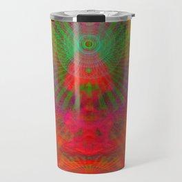 Love Radiation Meditation Travel Mug