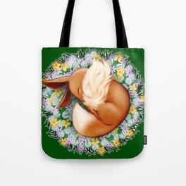 Peaceful Sleep (Eevee) Tote Bag