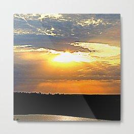 14ne007 Metal Print