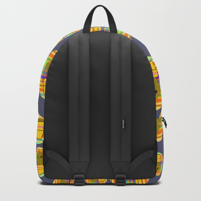 Colorful cacti Backpack