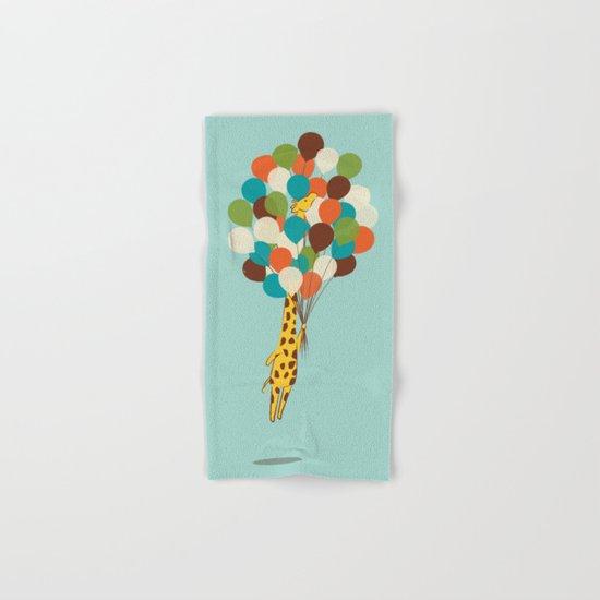 Floating Away Hand & Bath Towel