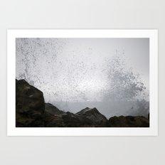 Get Wet Art Print