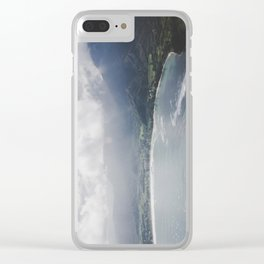 Hanalei Bay - Kauai, Hawaii Clear iPhone Case