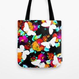 Thinking Spring Tote Bag