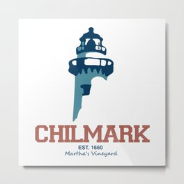 Martha's Vineyard, Chilmark Metal Print