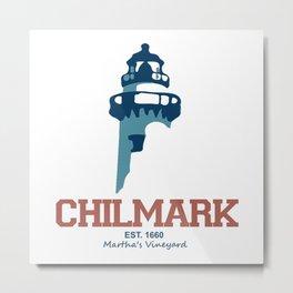 Martha's Vineyard, Chilmark Metal Print
