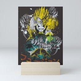 Fusion! Mini Art Print