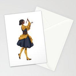 DA crew Josephine Stationery Cards