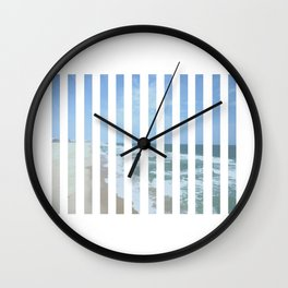 Up Up Up Wall Clock