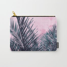 Summer Palms - Cali Vibes #1 #tropical #decor #art #society6 Carry-All Pouch