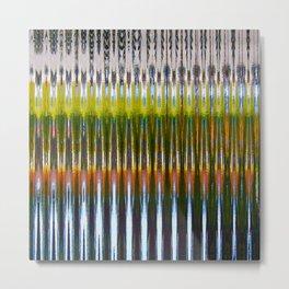 Colorful Reverberations Metal Print