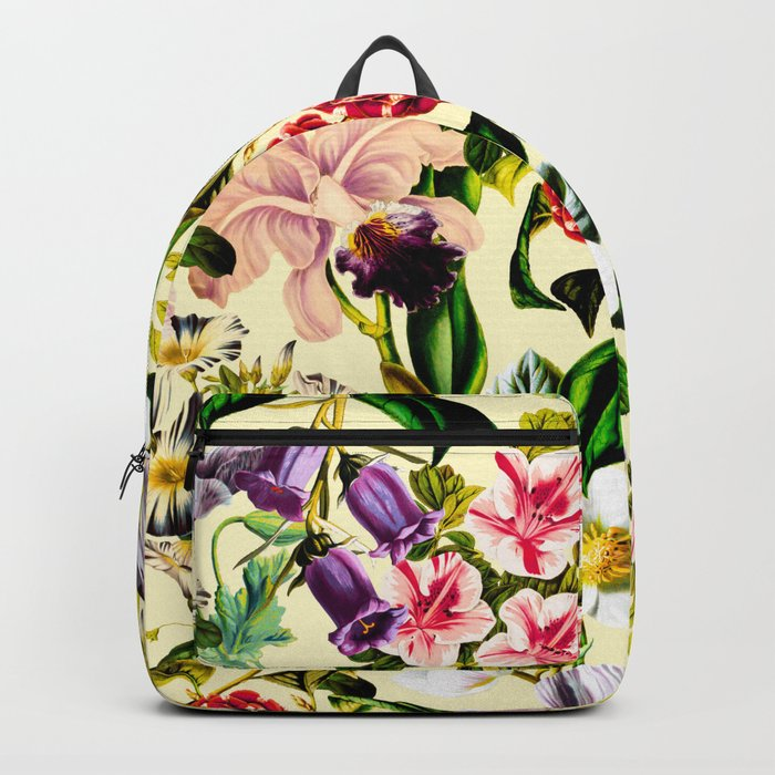SUMMER BOTANICAL X Backpack