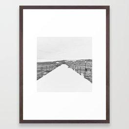 Spring? Framed Art Print