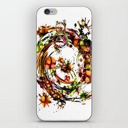 Color Wirbel iPhone Skin
