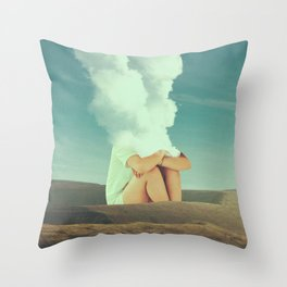 Sluggishness Throw Pillow